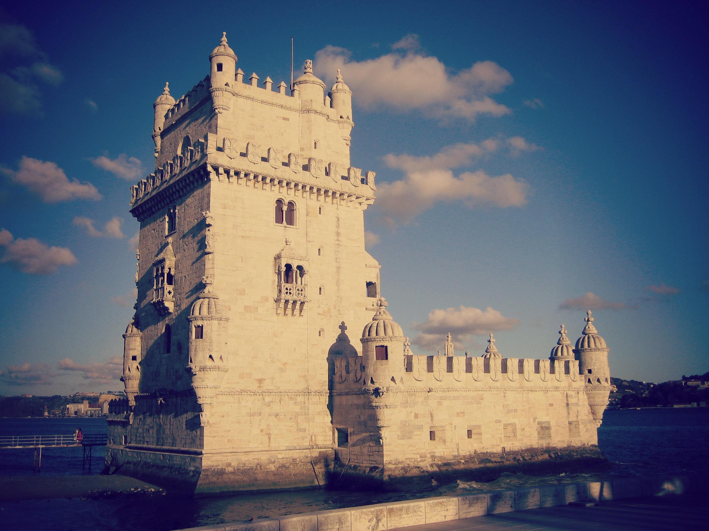 Um passeio à Torre de Belém | A ride to Belém Tower
