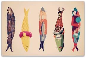 As sardinhas de Lisboa