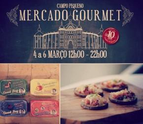 Mercado Gourmet - Campo Pequeno