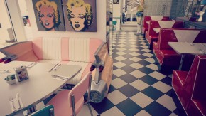 The Fifties American Diner Parque das Nações