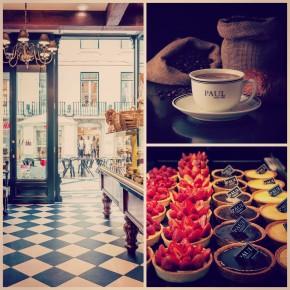 PAUL Café & Pastry Shop - Rua Augusta