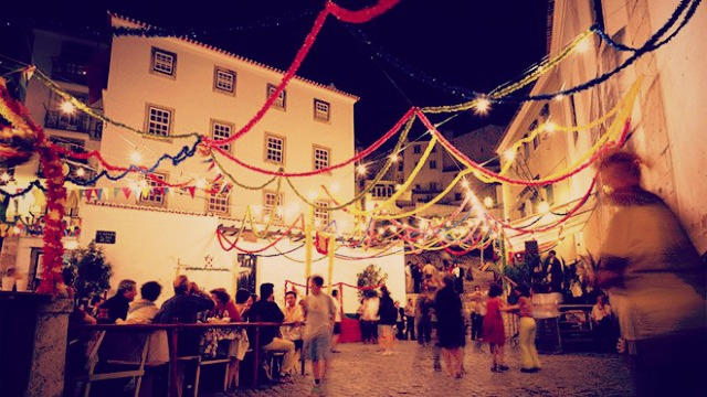 Lisboa Arraiais