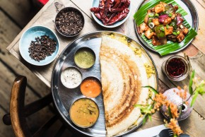 CHUTNIFY Restaurante Indiano