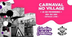 Carnaval no Village Underground