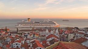 Lisboa cruzeiros