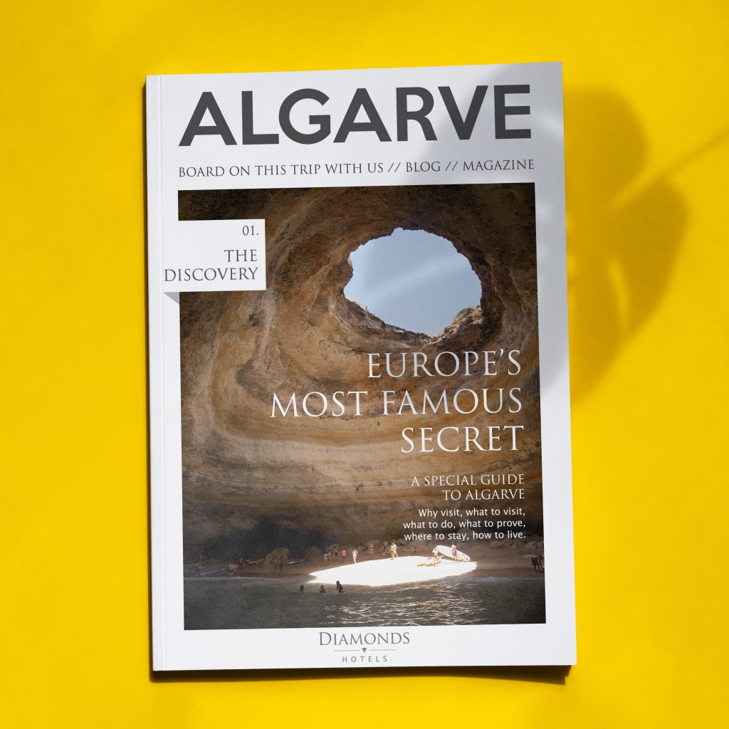 ALGARVE - THE DISCOVERY