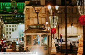Luzes de Natal em Lisboa