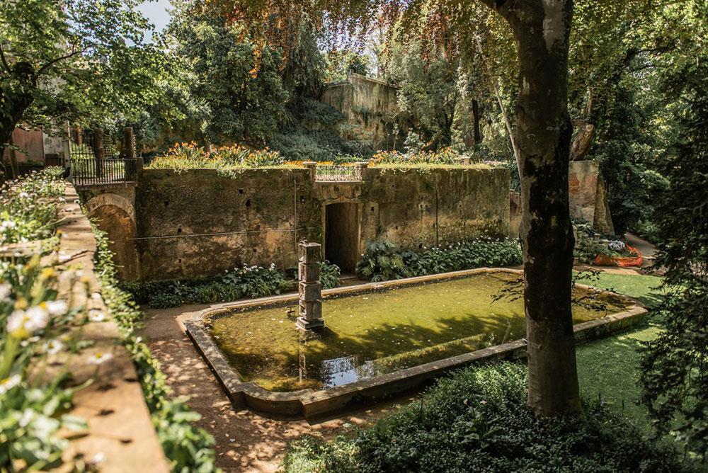 Conheça os Jardins históricos de Lisboa